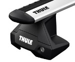 Thule WingBar Roof Bars for the FORD C-Max 5-dr MPV 2010 on with Normal Roof
