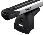 Thule Slide Roof Bar Roof Rack System for the Fullback
