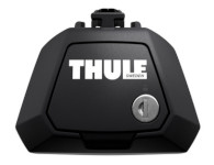 Thule 7104 Footpack for the FORD Escort 5-dr Estate 1991 - 1999 with Roof Rails