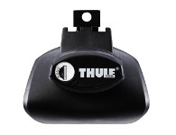 Thule 757 Footpack for the SSANGYONG XLV 5-dr SUV 2016 on with Roof Rails