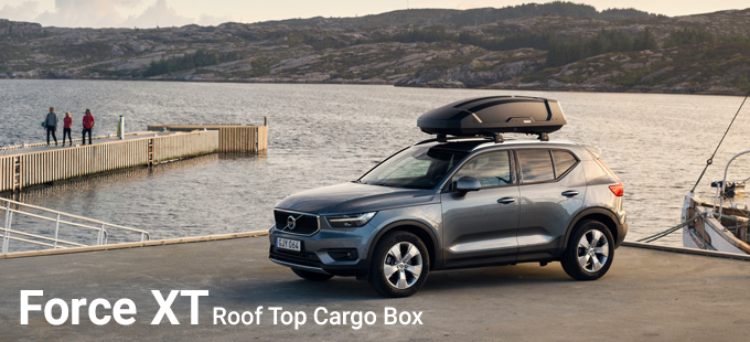 Thule Force XT Roof Boxes and Car Top Boxes