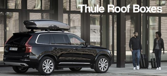 Thule Roof Boxes and Car Top Boxes