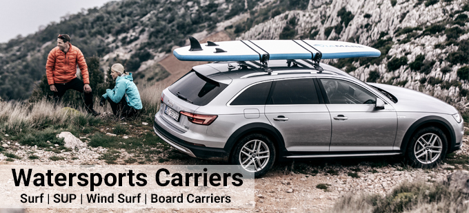 Thule Water Sports Carriers for Surf and SUP Boards