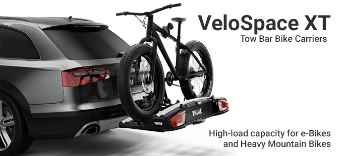 Thule Velospace XT bike carrier