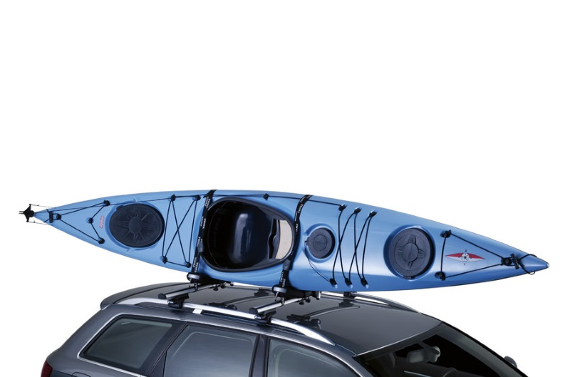 Thule Hull A Port Pro 837 Upright Kayak Carrier