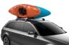 Thule Hull A Port 848 with two kayaks