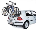 Thule Car Bike Carriers for hatchback and estate cars