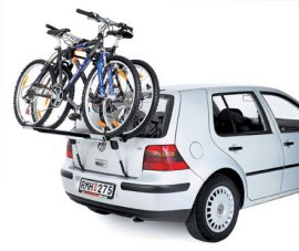 thule clipon high boot mounted cycle racks. Black Bedroom Furniture Sets. Home Design Ideas