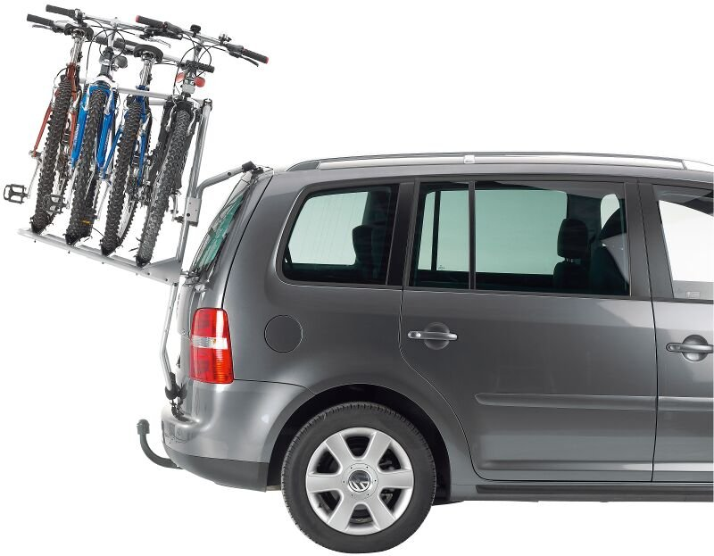 Minivan Roof Rack Bike Rack - Thule BackPac | Car Roofracks UK