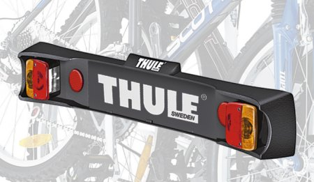car tow bar bike racks thule cycle carriers