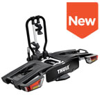 Thule EasyFold XT fully folding cycle carrier