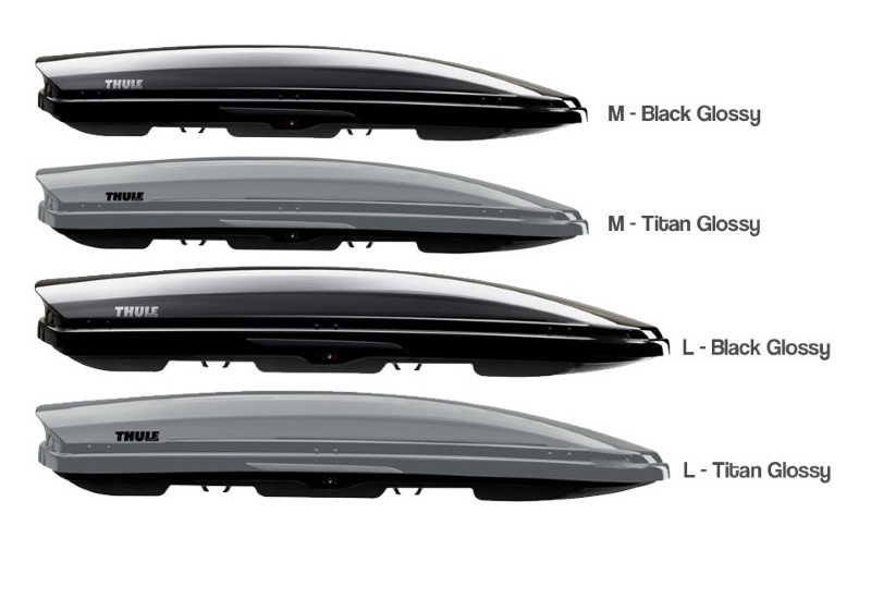 Thule Dynamic Roof Boxes For Sale