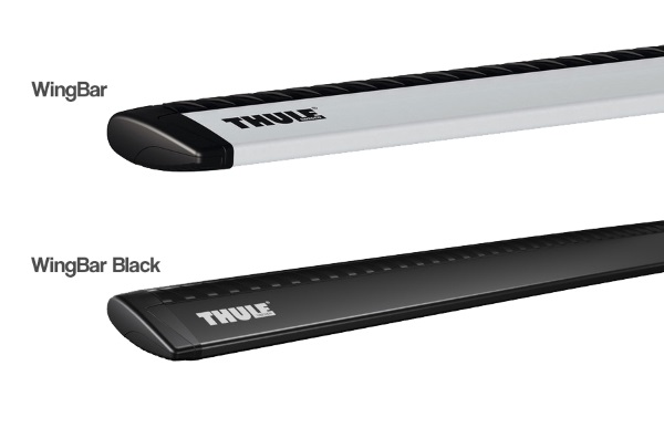Thule Wing Bar and Wing Bar Black